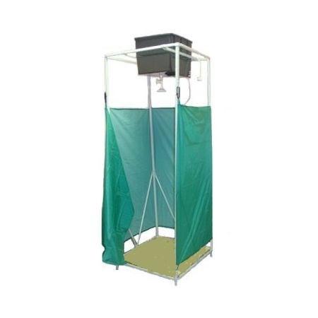 Душ с подогревом Элбэт Чистюля 55 литров (душевая кабина) фото 2