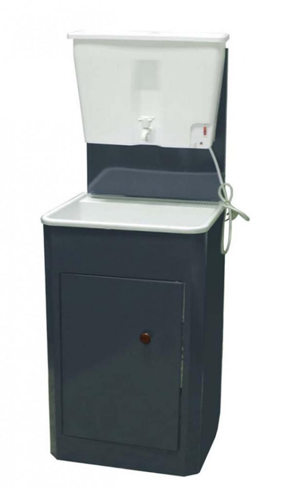 Умывальник Дачный с ЭВН 22 литра (белый/медь/асфальт/бежевый) фото 2