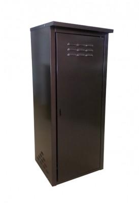 Шкаф для газовых баллонов на 1 баллон 50л (античная медь)