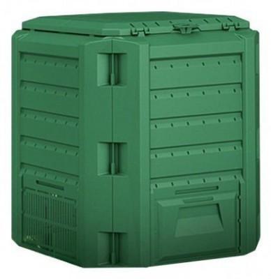 Садовый компостер Prosperplast Compogreen 380 (зелёный)