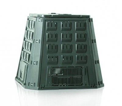 Садовый компостер Prosperplast Evogreen 420 (зелёный)