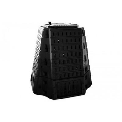 Садовый компостер Prosperplast Biocompo 900л (чёрный)