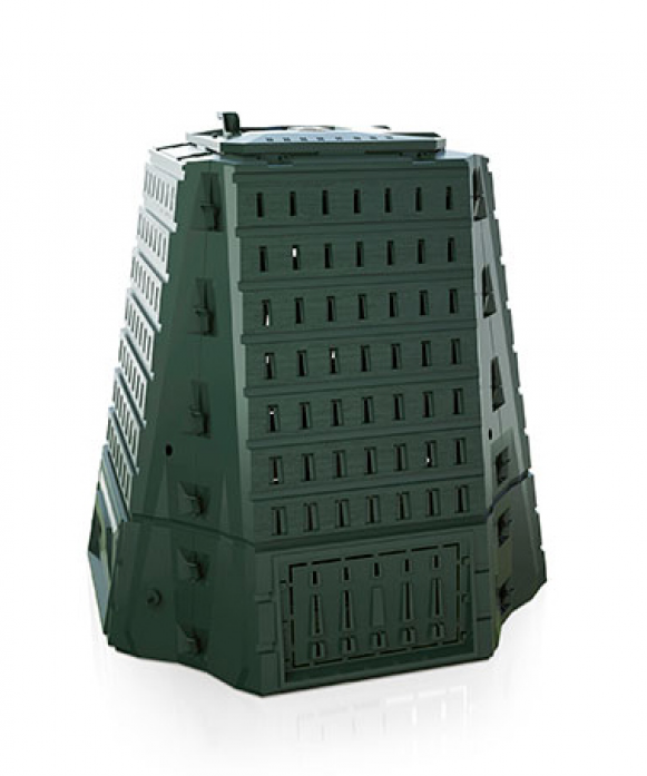 Садовый компостер Prosperplast Biocompo 900л (зеленый)