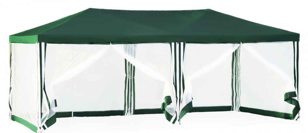 Cадовый тент-шатер Green Glade 1056 фото 1