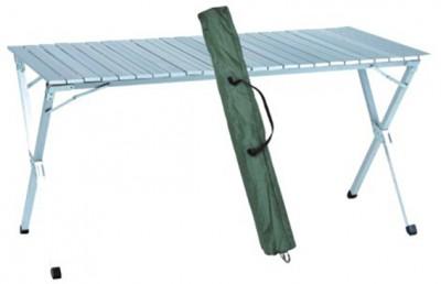 Стол алюминевая столешница 5203 ( 140*70*70 см)