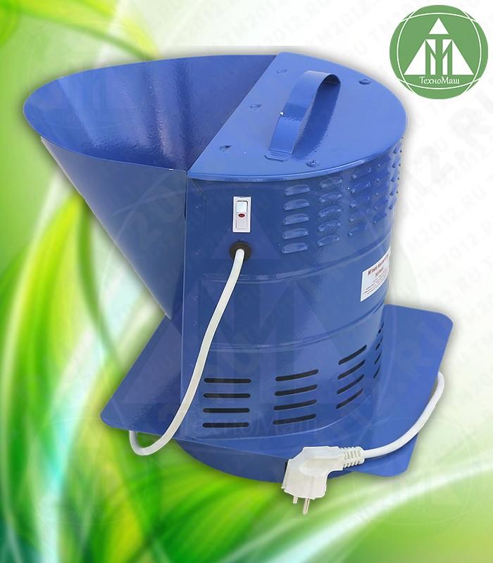 Измельчитель зерна ИЗ-05М ТермМикс 350 кг/ч фото 1