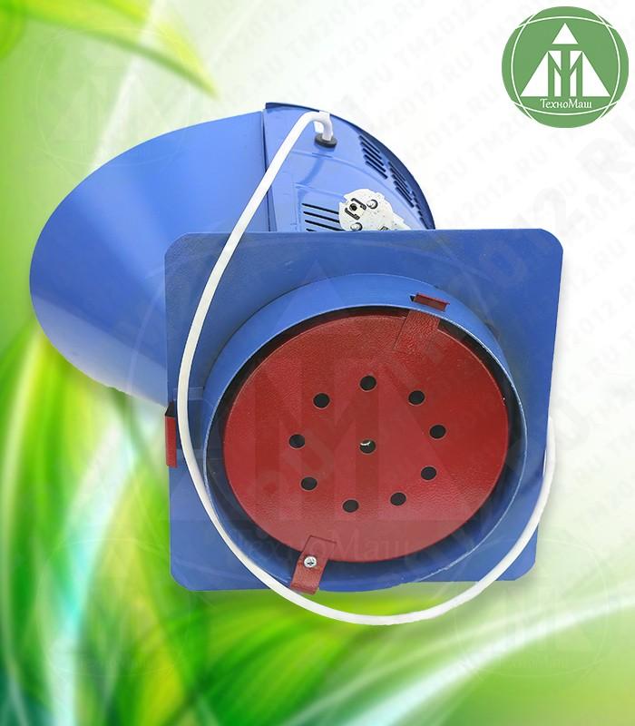 Измельчитель зерна ИЗ-05М ТермМикс 350 кг/ч фото 2